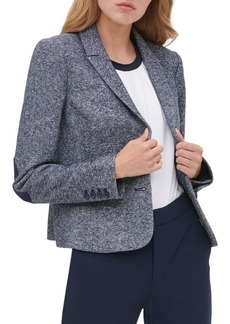 Tommy Hilfiger Marled Button-Front Jacket