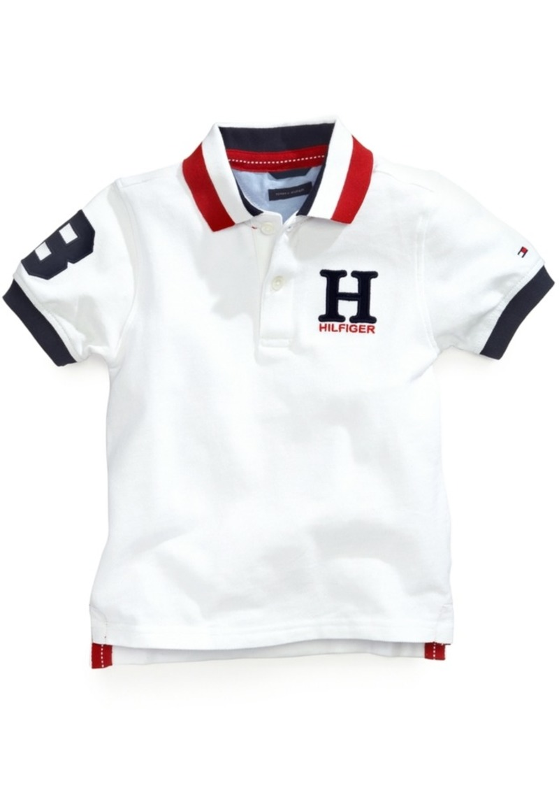 Tommy Hilfiger Toddler Boys Matt Polo