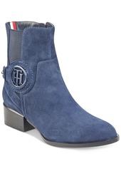 85703952cb27 Tommy Hilfiger Tommy Hilfiger Mavrick Booties Women s Shoes