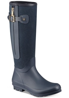 Tommy Hilfiger Mela Rain Boots Women's Shoes