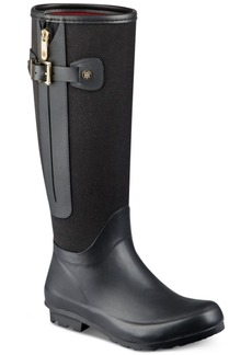 Tommy Hilfiger Mela Rain Boots Women's Shoes