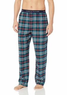 Tommy Hilfiger Men's 100% Cotton Flannel Lounge Pant  M