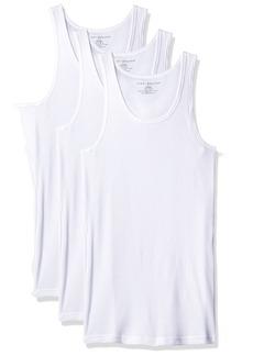 Tommy Hilfiger Men's Undershirts 3 Pack Cotton Classics A Shirt