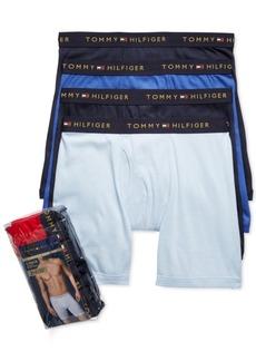 Tommy Hilfiger Men's 3+1 Bonus Pk. Cotton Classics Boxer Briefs