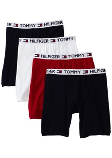 Tommy Hilfiger Men's 4 Pack Boxer Brief