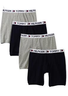 Tommy Hilfiger Men's 4 Pack Boxer Brief