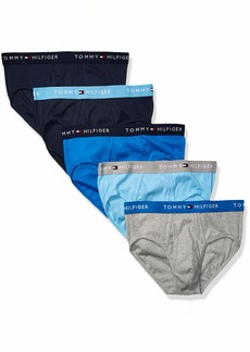 Tommy Hilfiger Men's 4-Pack Cotton Brief