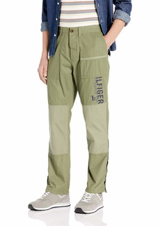 Tommy Hilfiger Men's Adaptive Pants with Velcro Outside Seams and Magnetic Fly