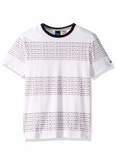 Tommy Hilfiger Men's Adaptive Signature T-Shirt   SM