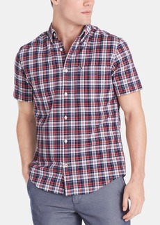 Tommy Hilfiger Men's Alan Plaid Shirt