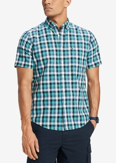 Tommy Hilfiger Men's Alton Plaid Shirt, Created for Macy's