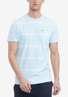 Tommy Hilfiger Men's Andy Stripe Pocket T-Shirt