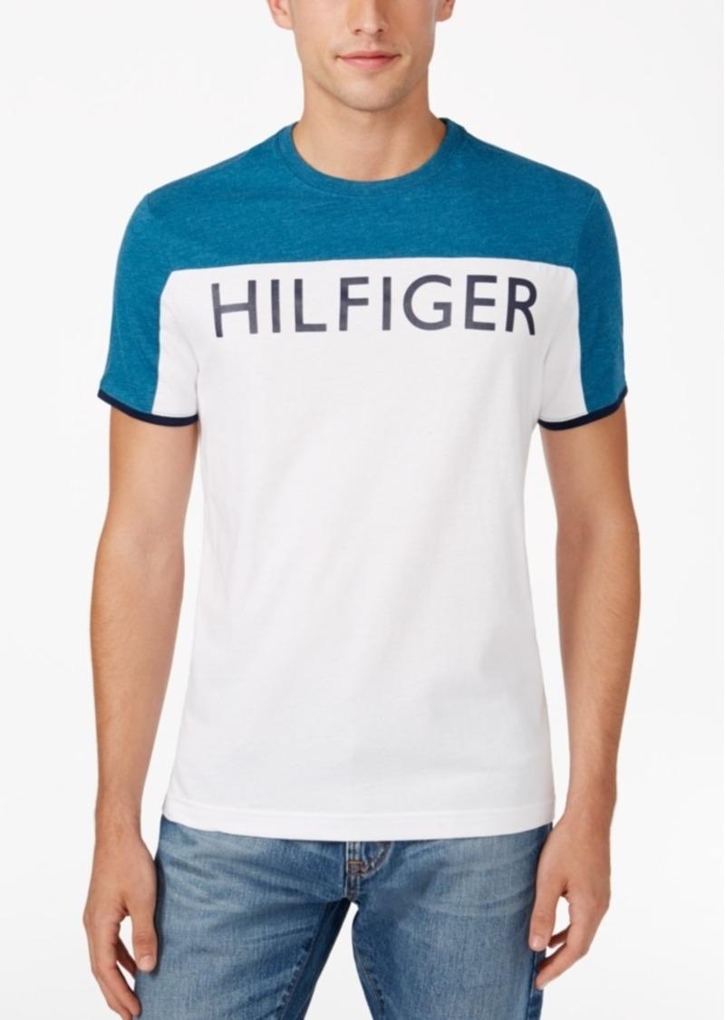Tommy Hilfiger Men's Avery Logo Graphic-Print T-Shirt
