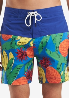 "Tommy Hilfiger Men's Banana Tropic 6.5"" Board Short"