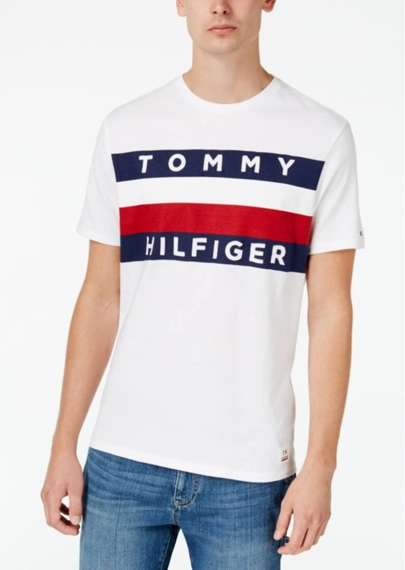 Tommy Hilfiger Men's Big & Tall Upstate Tee