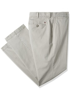 Tommy Hilfiger Men's Big and Tall Classic Fit Stretch Chino Pants  56X32