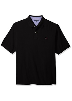 Tommy Hilfiger Men's Big and Tall Polo Shirt Ivy  BG-4XL