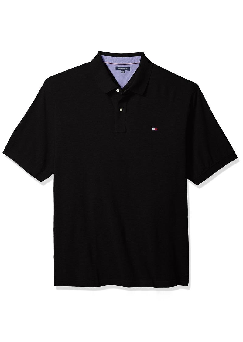 Tommy Hilfiger Men's Big and Tall Polo Shirt Ivy  BG-4XL