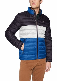 Tommy Hilfiger Men's Big and Tall Ultra Loft Packable Puffer Jacket  3X