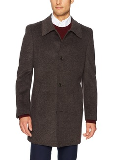 Tommy Hilfiger Men's Bloom 35 Inch Top Coat  R