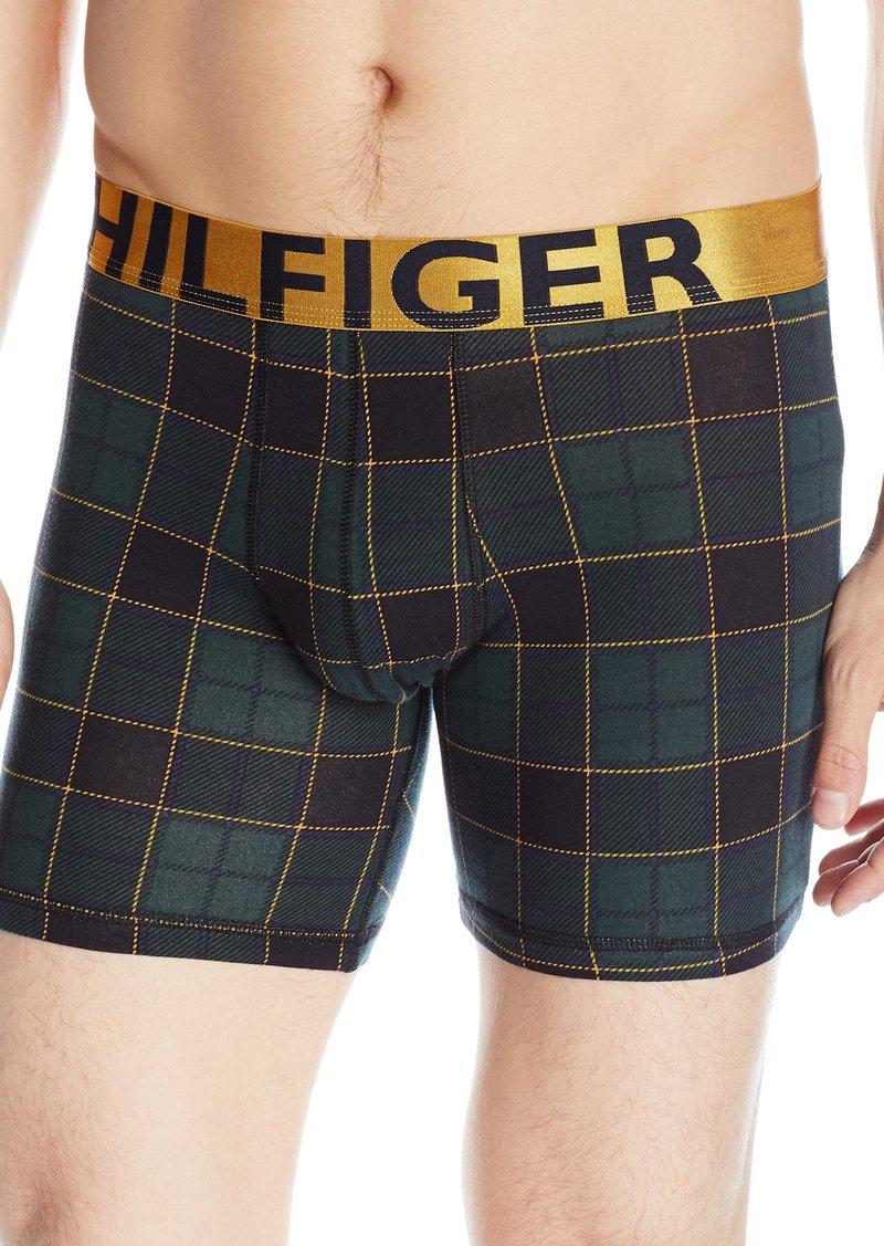 Tommy Hilfiger Men's Hilfiger Bold Boxer Brief (Gift Box)