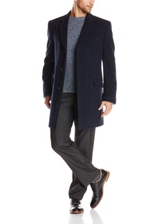 Tommy Hilfiger Men's Bryce 36 Inch Single Breasted Top Coat  40/Small