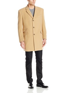 Tommy Hilfiger Men's Bryce Single-Breasted Top Coat