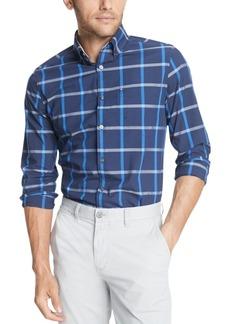 Tommy Hilfiger Men's Buckner Windowpane Shirt, Created for Macy's