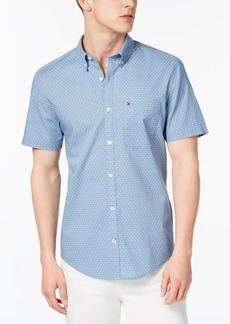Tommy Hilfiger Men's Cain Printed Shirt, Created for Macy's