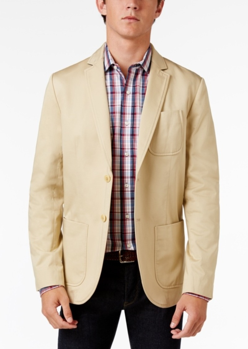 Tommy Hilfiger Tommy Hilfiger Men's Carolina Cotton Sport Coat ...