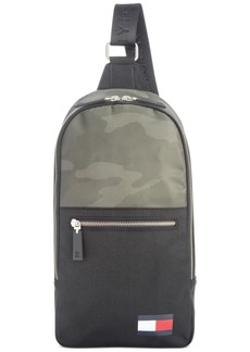 Tommy Hilfiger Men's Carter Sling Backpack