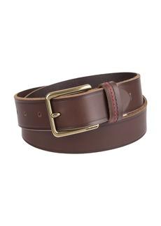 Tommy Hilfiger Men's Casual Belt brown suede