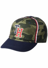 Tommy Hilfiger Men's Cedric Baseball Cap  OS