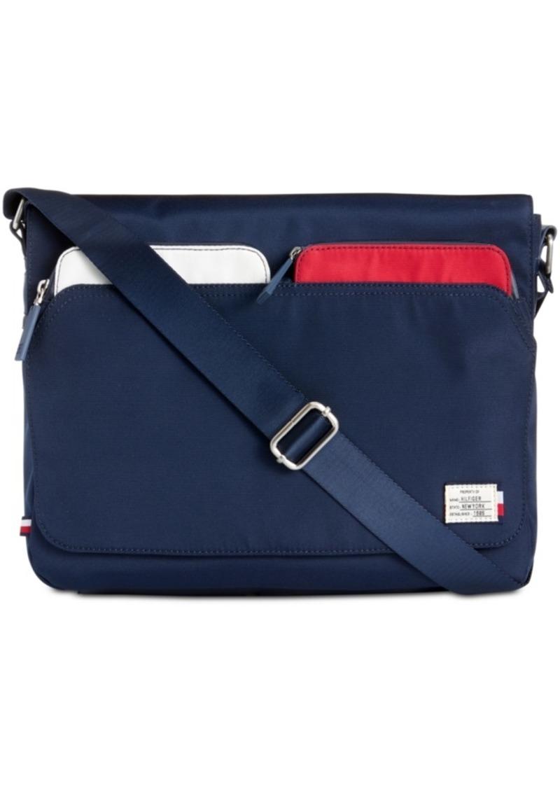 Tommy Hilfiger Men S City Messenger Bag Bags