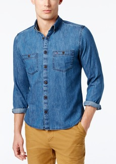 Tommy Hilfiger Denim Men's Classic Denim Shirt