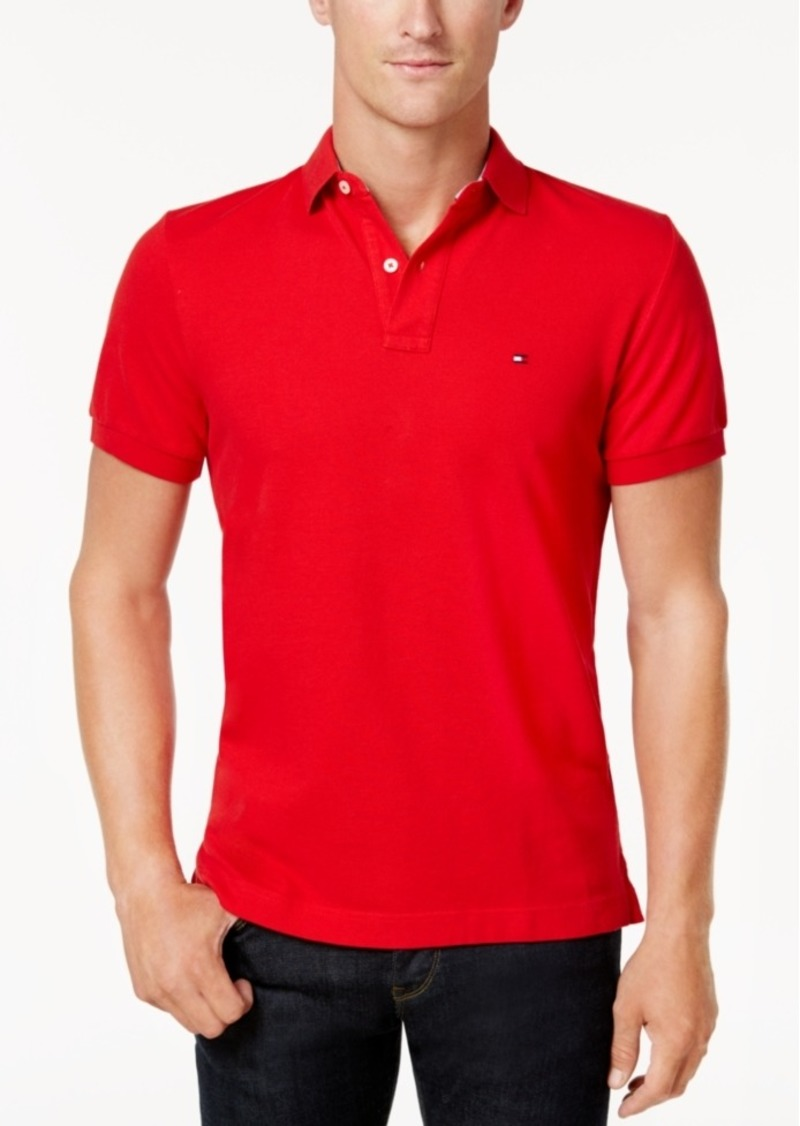 Tommy Hilfiger Men's Classic-Fit Ivy Polo