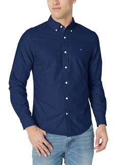Tommy Hilfiger Men's  Classic Oxford Button Down Shirt
