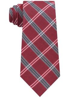 Tommy Hilfiger Men's Classic Tattersall Plaid Tie