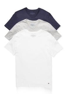 Tommy Hilfiger Men's Classic V Neck 3 Pack Undershirts 09TVN01