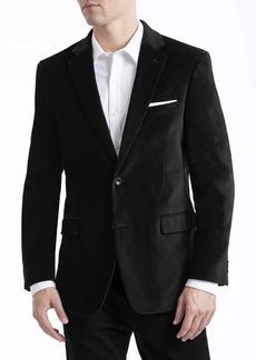 Tommy Hilfiger Men's Classic Velvet Blazer  R