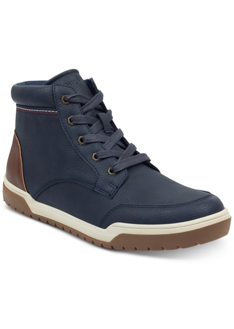 213dd1593bfa80 SALE! Tommy Hilfiger Tommy Hilfiger Men s Clifford High-Top Sneakers ...