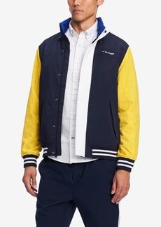 8882c992bb Tommy Hilfiger Tommy Hilfiger Men's Technical Wool Blend Hooded ...
