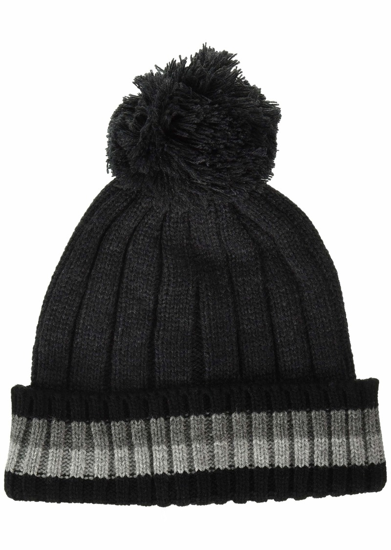 d68e754dffe272 Tommy Hilfiger Tommy Hilfiger Men's Cold Weather Cuffed Beanie ...