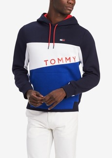 66f8ef0e7d9 Tommy Hilfiger Men's Big & Tall Logo Graphic Hoodie, Created for Macy's