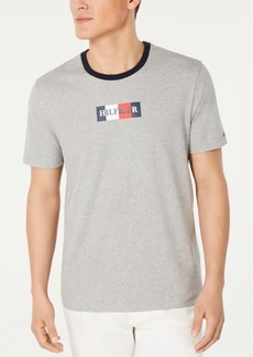 Tommy Hilfiger Men's Component Logo Graphic T-Shirt