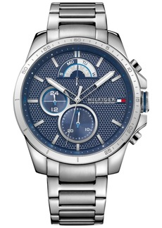 Tommy Hilfiger Men's Sport Stainless Steel Bracelet Watch 40mm 1791348