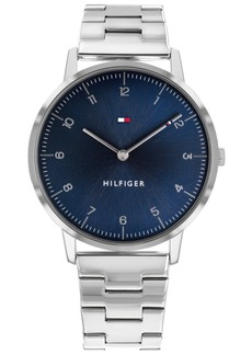 Tommy Hilfiger Men's Cooper Stainless Steel Bracelet Watch 40mm
