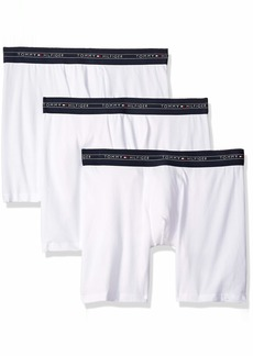Tommy Hilfiger Men's Cotton Air 3 Pack Boxer Brief