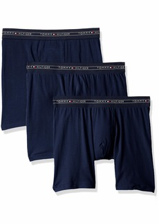 Tommy Hilfiger Men's Cotton Air 3 Pack Boxer Brief