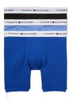 Tommy Hilfiger Men's Cotton Boxer Brief 3-Pack - 09TE001